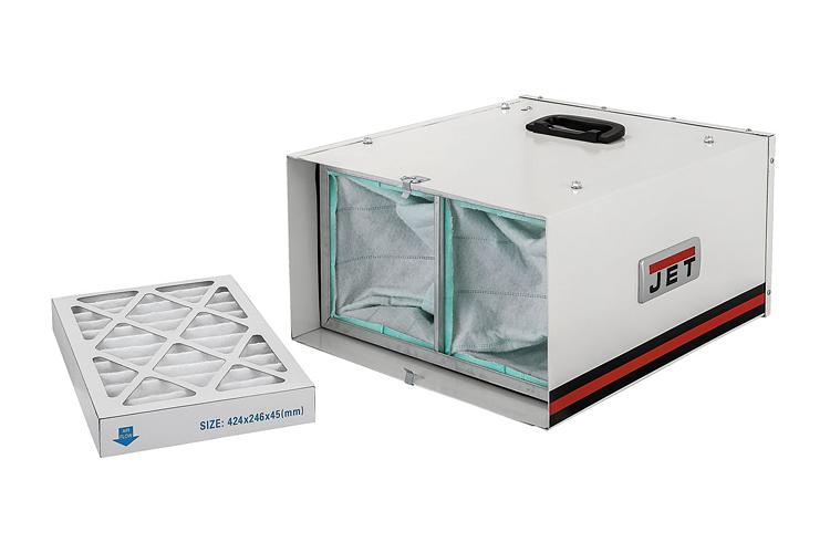 Система фильтрации воздуха JET AFS-400