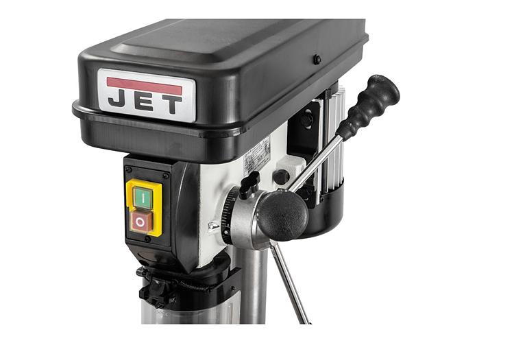 Настольный сверлильный станок JET JDP-10L-M