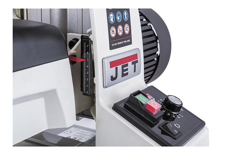 Барабанный шлифовальный станок JET JWDS-1632-M